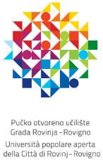 Pučko otvoreno učilište Grada Rovinja / Universita popolare aperta della Citta di Rovigno