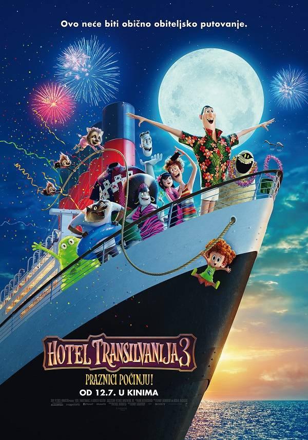 Cartone animato d hotel transilvania iniziano le