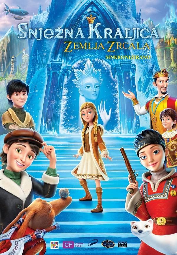 La regina delle nevi roma per bambini