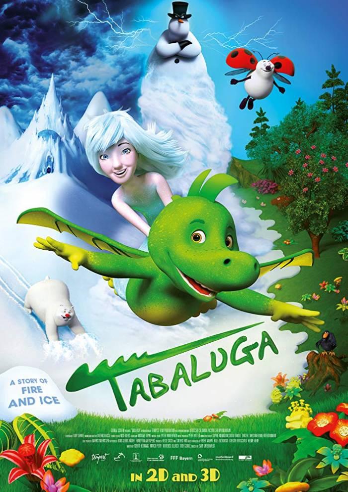 Cartone animato tabaluga pour
